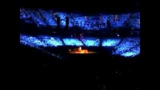 "African Children's Choir performing ""Sing"" at Young Voices - O2 Arena 14th January 2013"