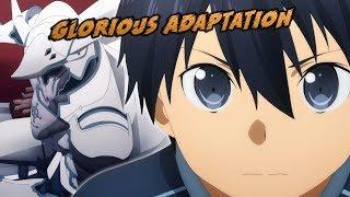 Best Adaptation of SAO Yet | Sword Art Online Alicization Episode 1