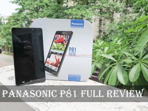 Panasonic P81 Unboxing & Full In-depth Review: Hardware. Performance. Camera. UI. Multimedia & more