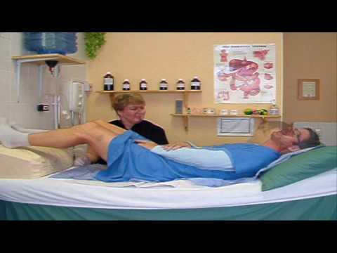 Colonic Irrigation Experience
