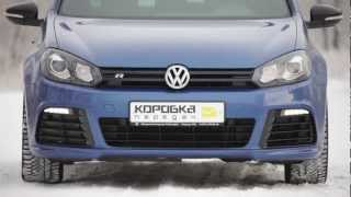 Тест-драйв Volkswagen Golf R20