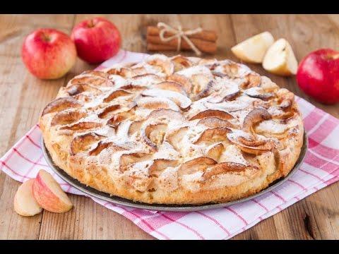 Как приготовить яблочное пирог