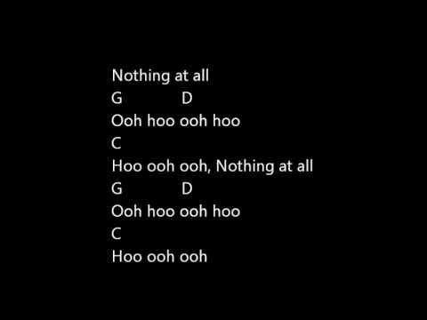 The Lazy Song - Bruno Mars - Lyrics and Chords