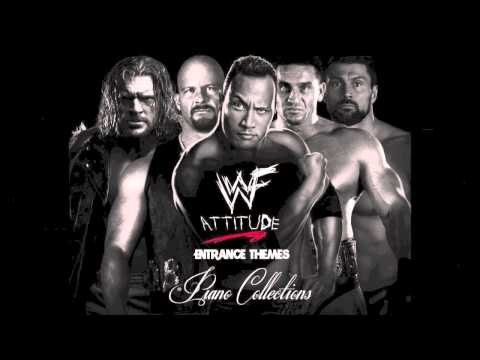 Wwe Entrance Themes Piano Collections Vol. 3 | Attitude Era Album video