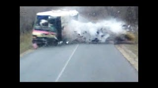 Accident voiture (Russie) - 1 heure - 2018 COMPILATION