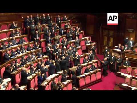 Italian Senate expels Berlusconi from Parliament over his tax fraud conviction