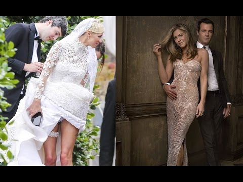 From Jennifer Aniston to cameron diaz : Top 10 Weddings Got Attention Last Year