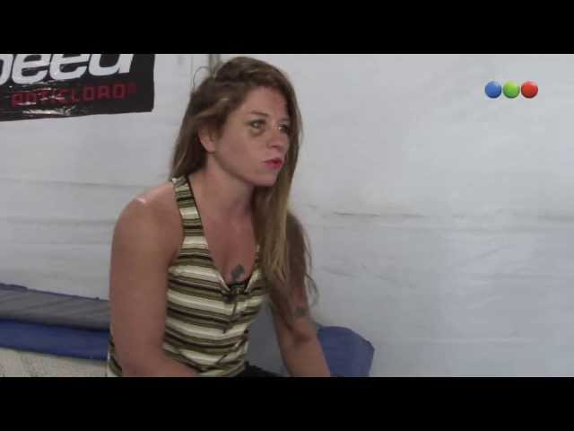 "Carolina Duer: ""Prefiero enfrentar a la Mole Moli que tirarme del trampolín"""