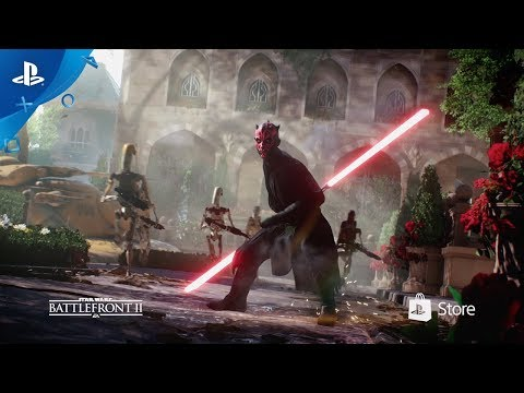 STAR WARS Battlefront  II - Countdown to Launch | PS4