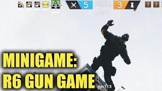 GUN GAME! - Rainbow Six Siege (Subscriber Minigame)