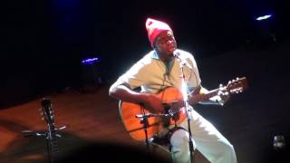 Seu Jorge Space Oddity 11 12 16 Town Hall Nyc