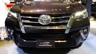 expo centre auto show | 2nd generation toyota fortuner | fortuner | toyota hilux revo | toyota revo