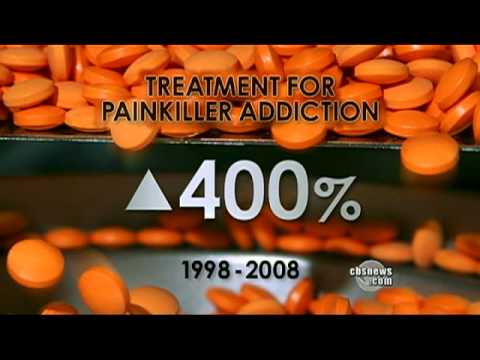 Accidental Pain Killer Overdose Epidemic