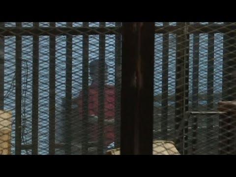 Egypt's Morsi sentenced to life in espionage trial
