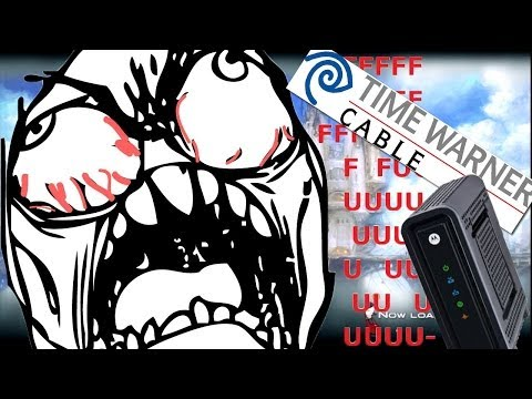 Why I Hate Time Warner Cable! Super Laggy Internet - FINAL FANTASY XIV