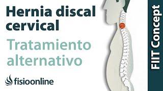 Hernia discal cervical izquierda por disfunción de vesícula biliar. Plantas medicinales.