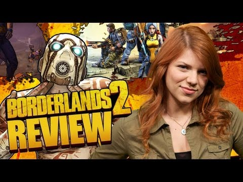 Borderlands 2 REVIEW! The Destructoid Show
