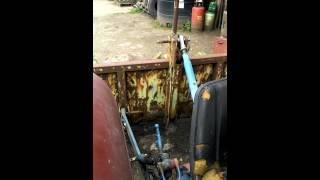 Super Dexta hydraulic problem