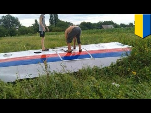 Malaysian Airlines Plane Crash: Passenger Jet Shot Down Over Ukraine, 295 Dead video