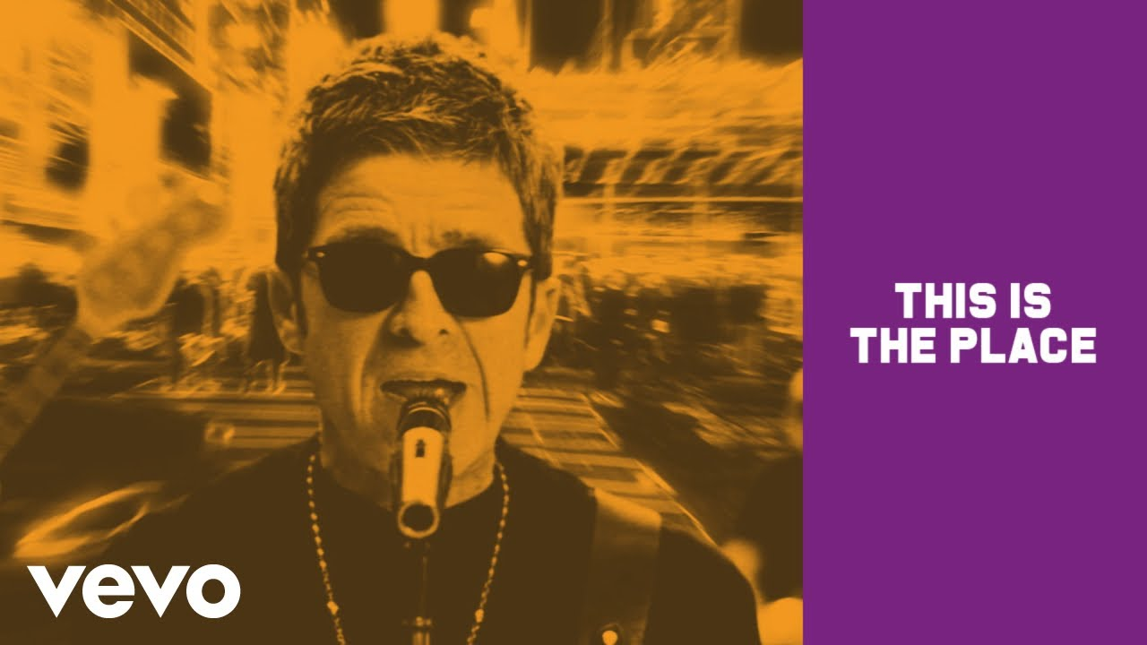 """Noel Gallagher's High Flying Birds - 新譜シングル""""This Is The Place""""のMVを公開 2019年8月6日配信開始 thm Music info Clip"""