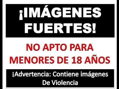 Policías mexicanos permiten que sicarios asesinen a un hombre