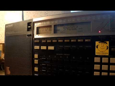 17 08 2015 UNIDentified station with Arabic music 1112 on 9400