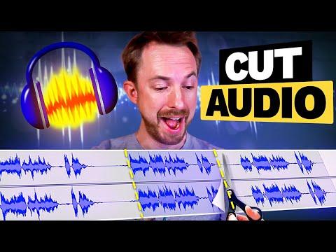 How to Trim Audio in Audacity
