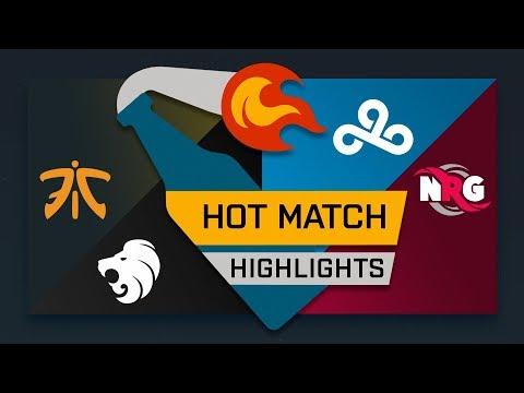 CS:GO - Hot Match Highlights #4 | ESL Pro League Season 7