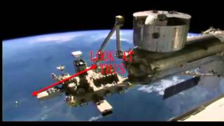 ISS! !!!!!!!! Caught UFO  FLEET!!!!!!!What is going on! !!2016-05-08