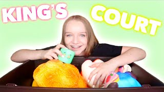 KINGS COURT WITH SQUISHIES | Bryleigh Anne