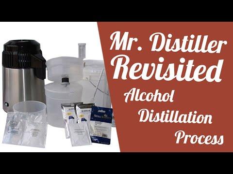 Mr. Distiller Revisited