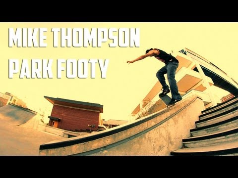 Mike Thompson - 2012/2013