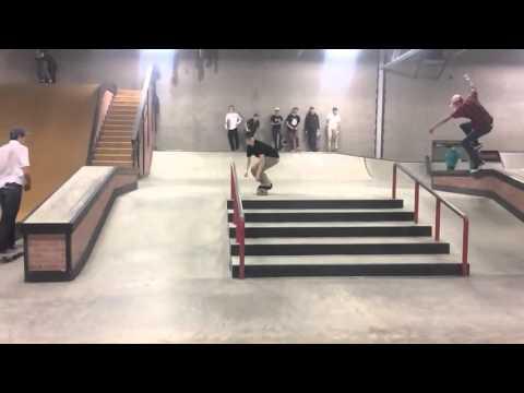 Aaron Goure- Home for Xmas- Welcome Webisode 1