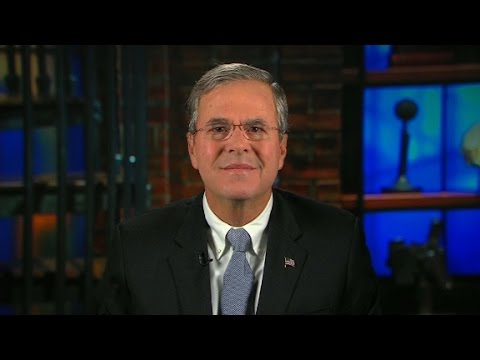 Jeb Bush: It's right for Chicago cop to be charged