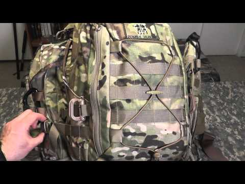 72 Hour Bug Out Bag  UPDATE 2-10-14 Part 1