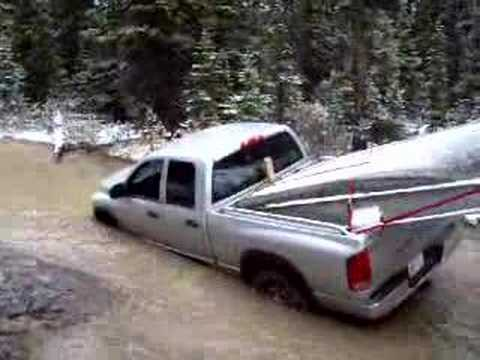 dodge mud bog Video