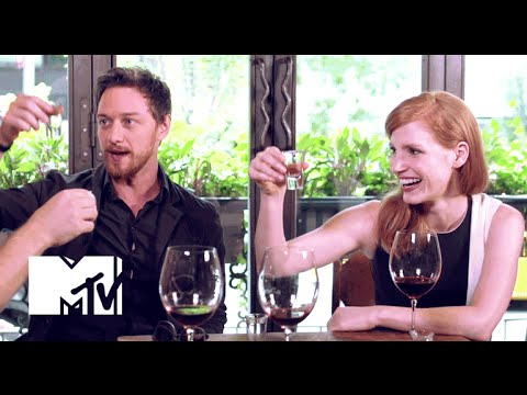 James McAvoy & Jessica Chastain Go Wild in 'The Initiation' | MTV After Hours