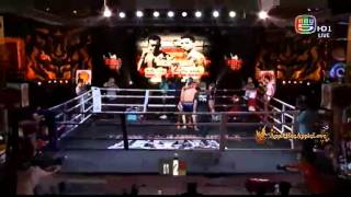 MuayThai Behind Bars (Fighting Backwall) June 26th, 2014 3