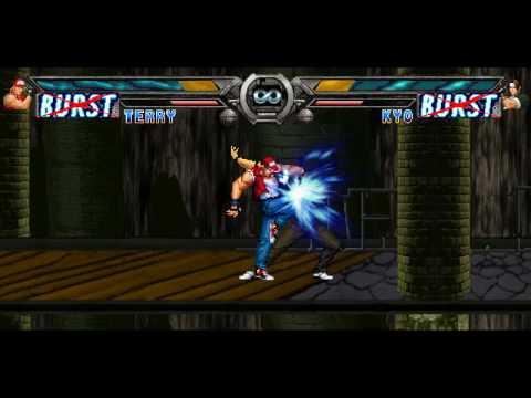 Terry vs Kyo  parte 2/2