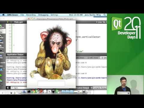 Qt DevDays 2011, Using Qt Quick for Rapid UI Prototyping and Development: Jens Bache-Wiig
