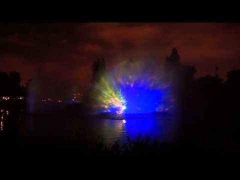 Disneyland Fantasmic August 2015