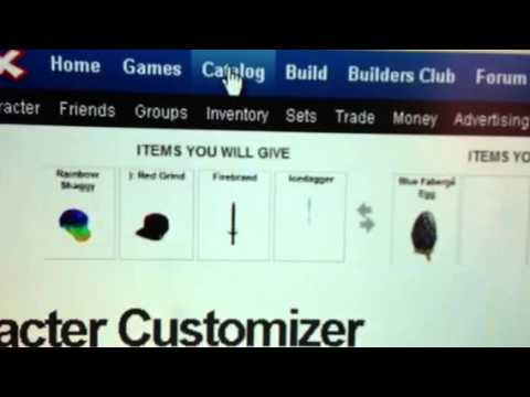 how to trade on roblox with friends