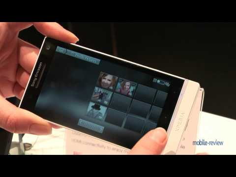 Sony Xperia S Demo