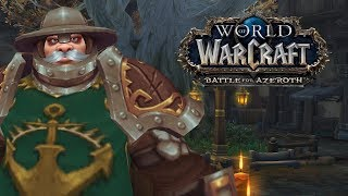 Mythisch +11 Boralus | WoW BfA Commentary | Frost Todesritter