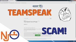 I (Almost) Got Scammed - Steam/Teamspeak Scam!
