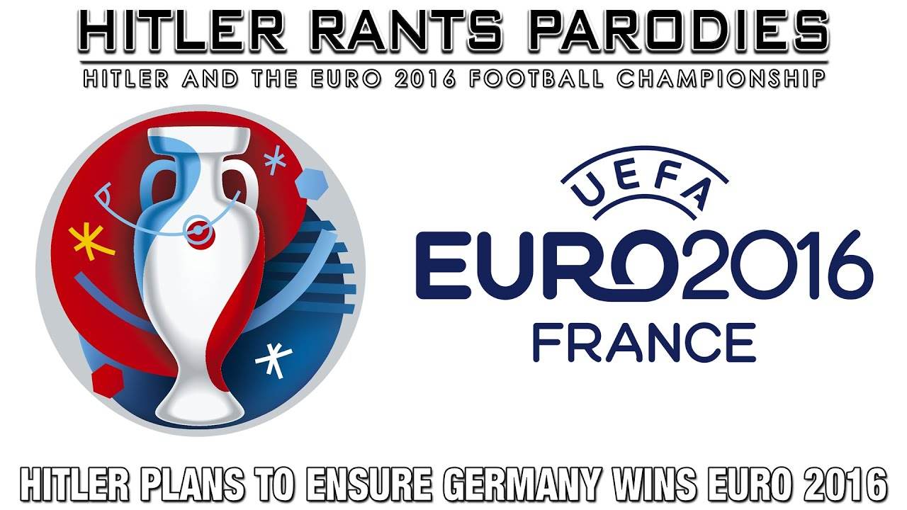 Hitler plans to ensure Germany wins Euro 2016
