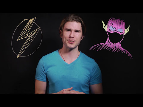 Why THE FLASH Is Faster Than You Think! (Because Science w/ Kyle Hill)