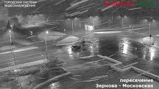 перекресток ул.Зернова-ул.Московская 1.11.17