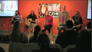 WJRR Cold LIVE acoustic Performance