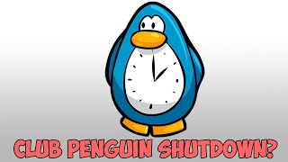 Farewell, Club Penguin! (Gameplay- Goodbye)